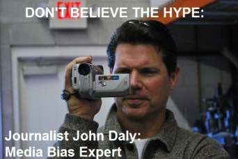 Don't Believe the HYPE! Media Bias Uncovered