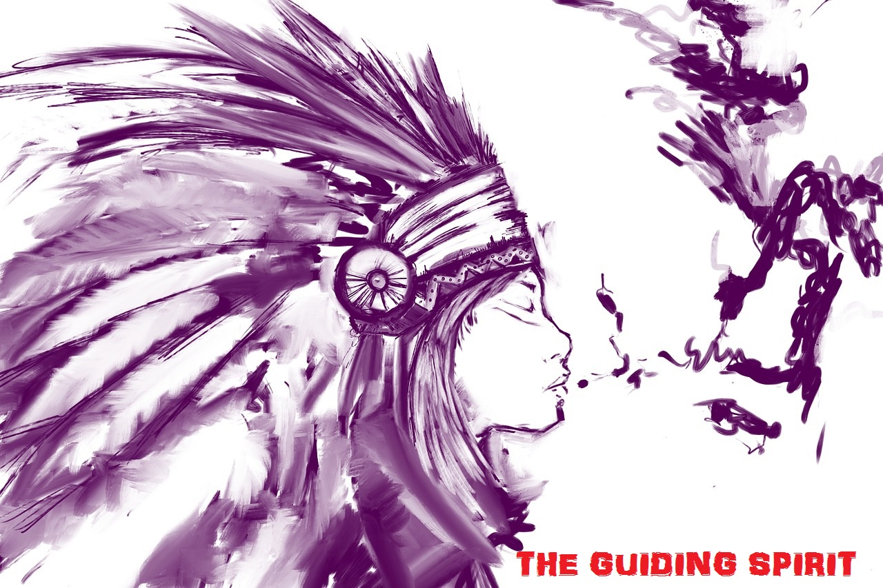 The Guiding Native Spirit