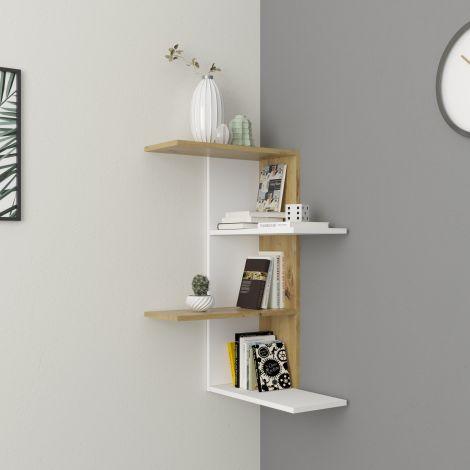 etagere murale pour etaler vos objets