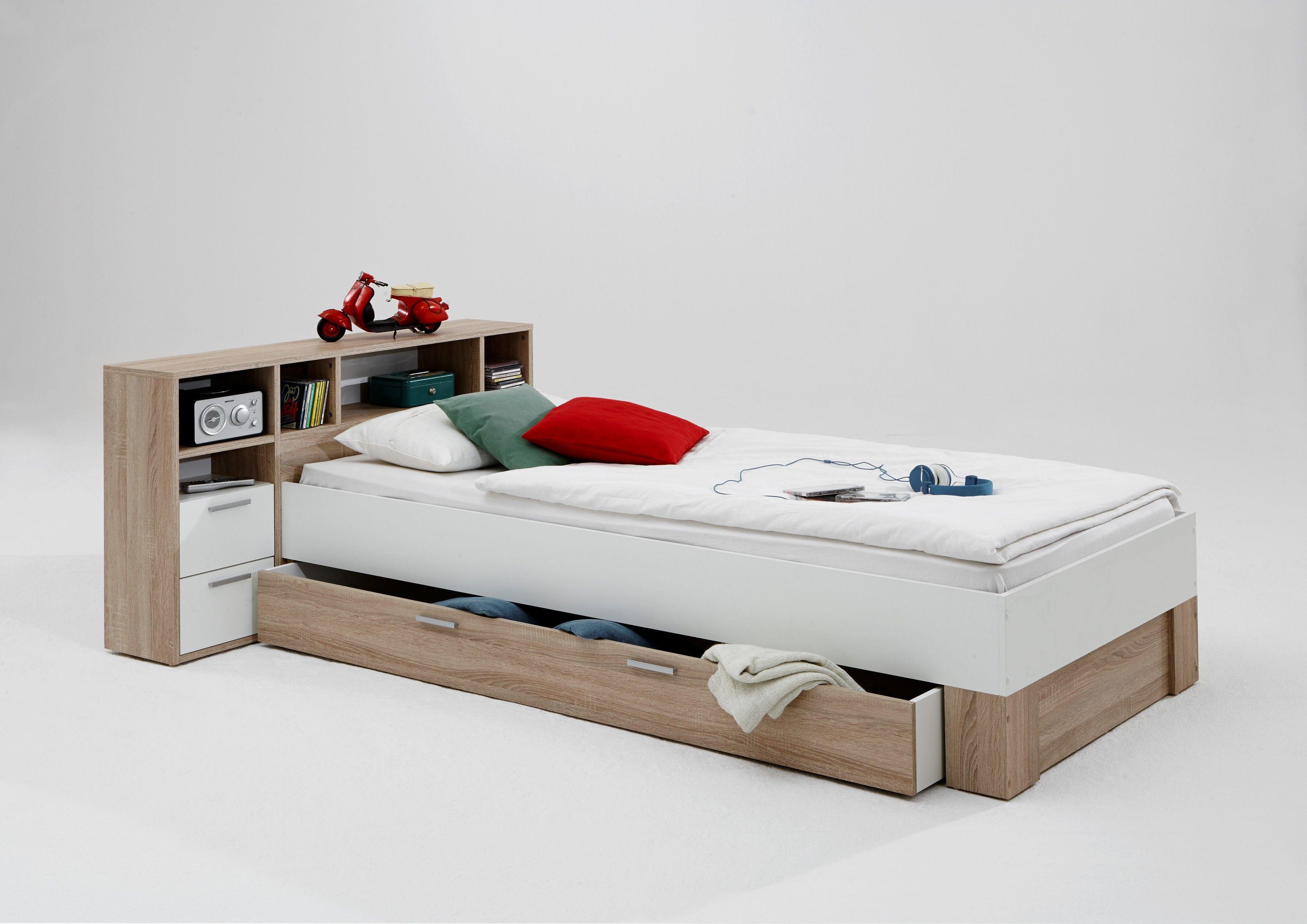 lit enfant fabio avec tiroir lit et armoires de rangement