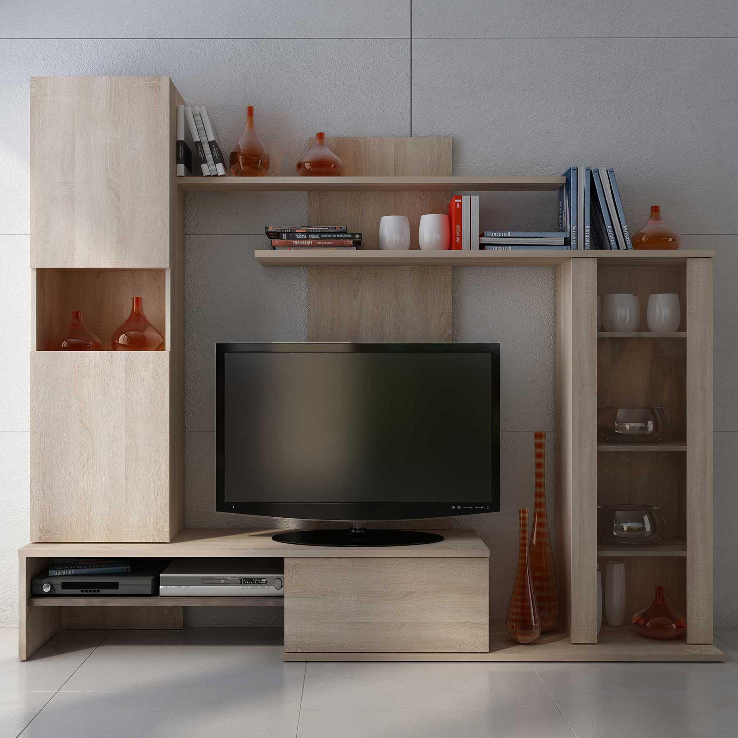 معالجة ذو امتياز الوزير الأول meuble tv 220 cm