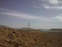 Errachidia dam.