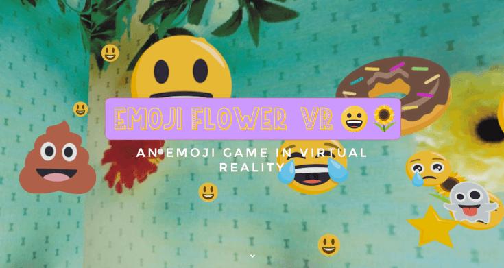 EmojiFlower VR