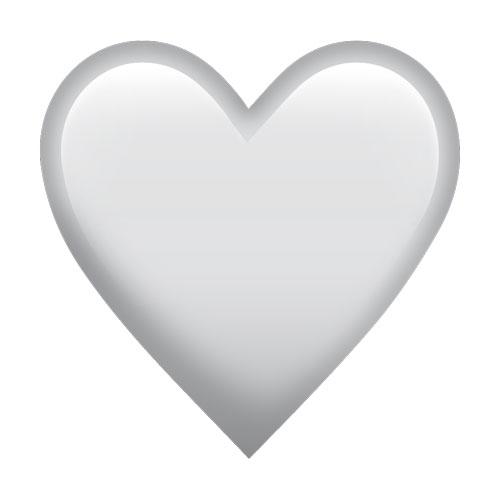 Emoji Request WhiteHeartEmoji