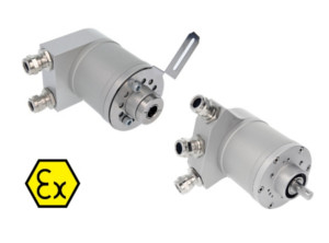 IXARC OCM Explosion proof incremental encoder