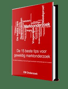 De 15 allerbeste marktonderzoek tips - download ze via EM Onderzoek