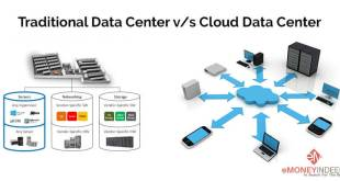 TraditionalDataCenter-CloudDataCenter