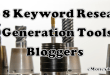 Top Keyword Tool