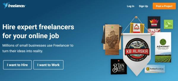 Work from Home Online Freelancer