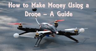 make money using drones