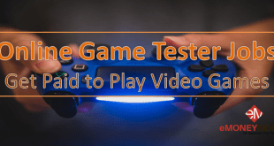 Online Game Tester Jobs