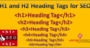 H1 and H2 Heading Tags for SEO – How You Should Use Them