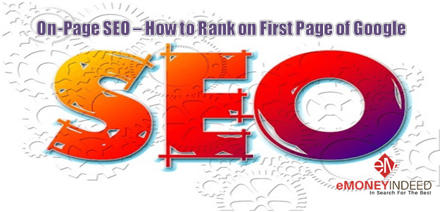 On-Page SEO in 2016 How to Rank on First Page of Google
