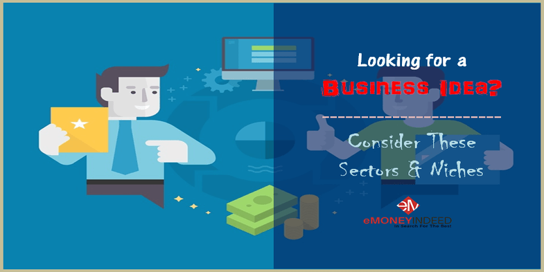 Looking for a Business Idea Consider These Sectors & Niches