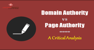 Domain Authority vs Page Authority – A critical Analysis