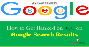How to Get Ranked on Page 1 on Google Search Results
