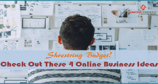 Shoestring Budget Check Out These 4 Online Business Ideas