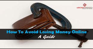 How To Avoid Losing Money Online – A Guide