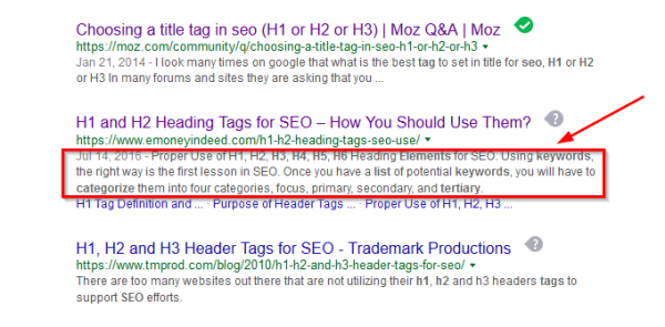 Meta Tags Matter or is it another SEO Myth