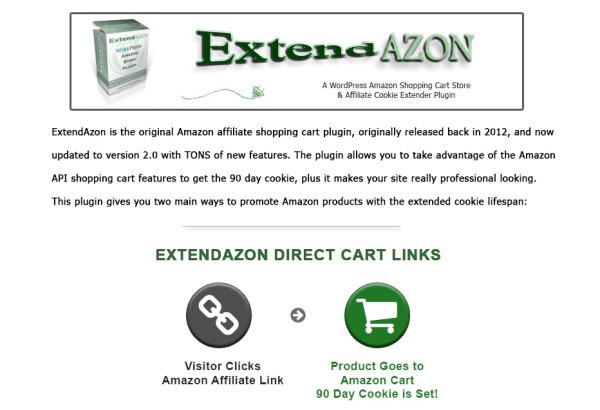 Amazon affiliates link allows a period of 24 hours for purchases