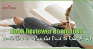 Book Reviewer Home Jobs How to Get Paid to Read Books