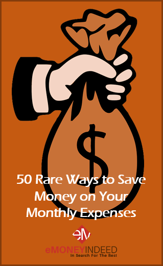 50 Rare Ways to Save Money on Your Monthly Expenses
