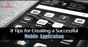 8 Tips for Creating a Successful Mobile Application
