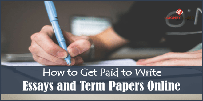 Pay writing essay