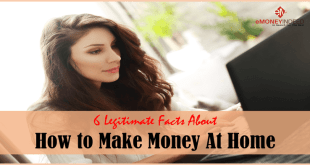 6 Legitimate Facts About How to Make Money At Home