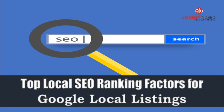Top Local SEO Ranking Factors for Google Local Listings