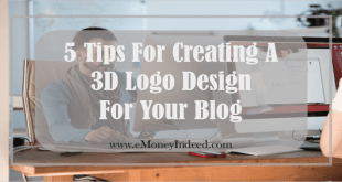 5 Tips For Creating A 3D Logo Design For Your Blog