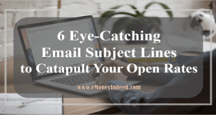 6 Eye-Catching Email Subject Lines to Catapult Your Open Rates