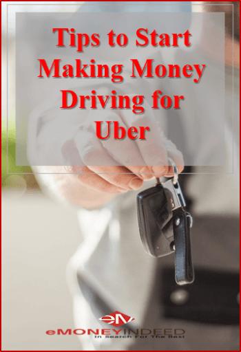 Tips to Start Making Money Driving for Uber