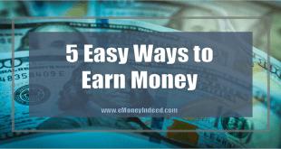 5 Easy Ways to Earn Money