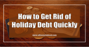 How to Get Rid of Holiday Debt Quickly