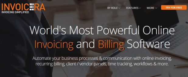 Best Online Invoice & Invoicing Software _ Billing Software - www.invoicera.com