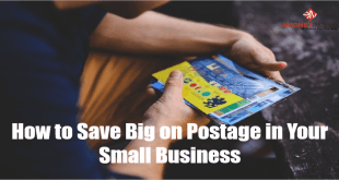 How to Save Big on Postage in Your Small Business