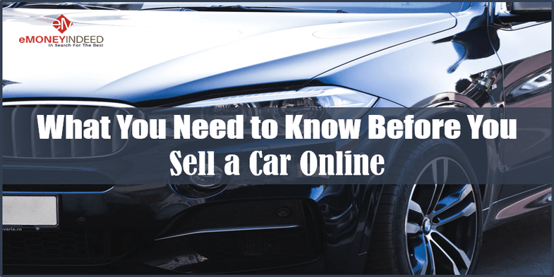What You Need to Know Before You Sell a Car Online