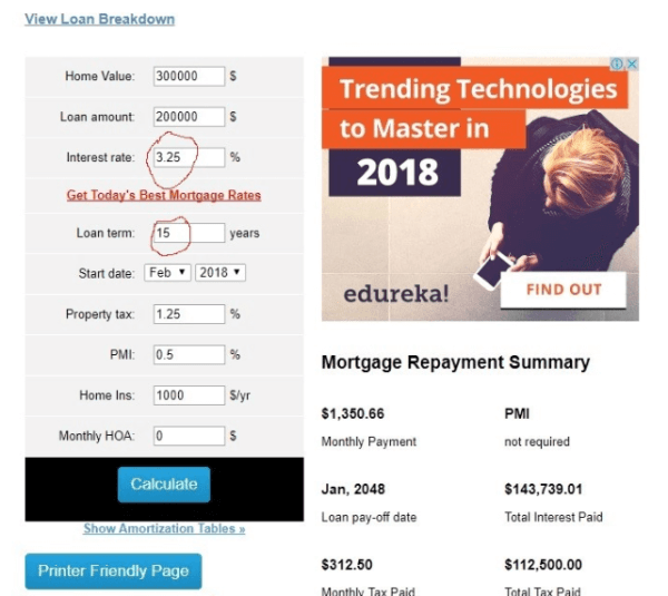 paying off your mortgage as early as possible