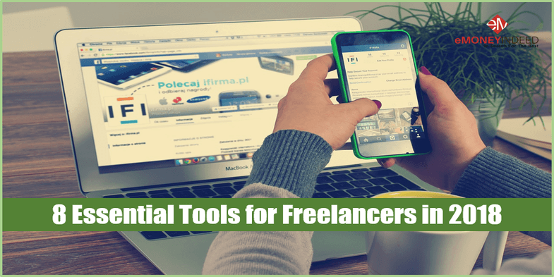 8 Essential Tools for Freelancers in 2018
