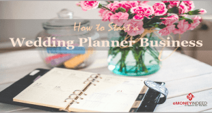 Tips on How to Start a Wedding Planner Business
