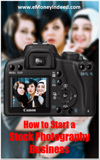 How to Start a Stock Photography Business -Make Money Selling Stock Photos Online