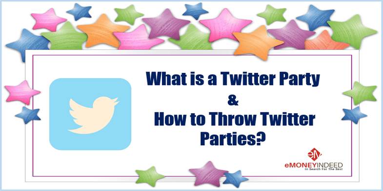 What is a Twitter Party and How to Throw Twitter Parties