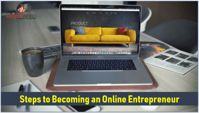 Steps to Becoming an Online Entrepreneur