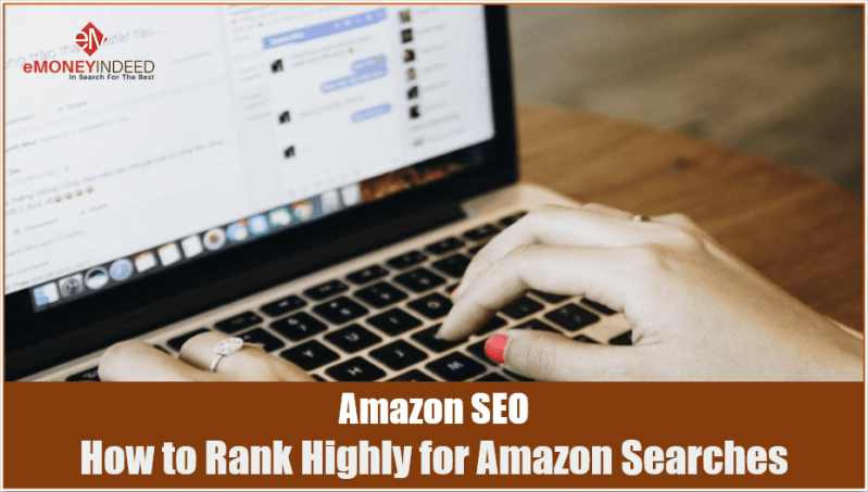 Amazon SEO How to Rank Highly for Amazon Searches