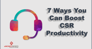 Boost CSR Productivity