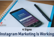 Signs Instagram Marketing is Working