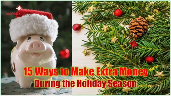 Make Money During the Holiday Season