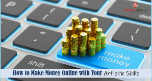Make Money Online with Your Artistic Skills