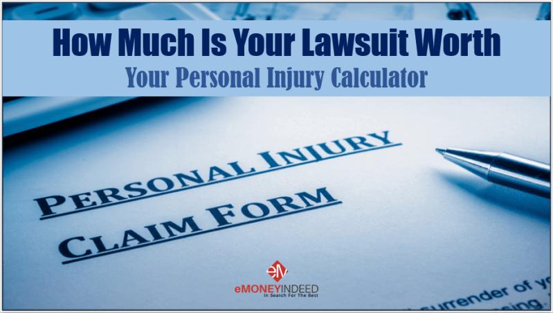 Personal Injury Calculator